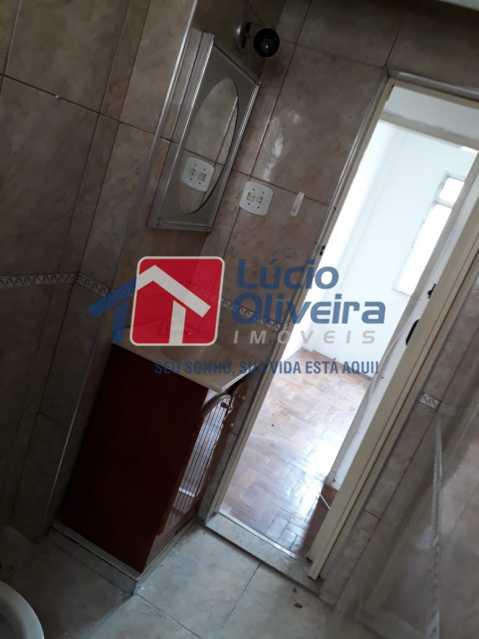 13 - Banheiro - Apartamento À Venda - Irajá - Rio de Janeiro - RJ - VPAP21154 - 14