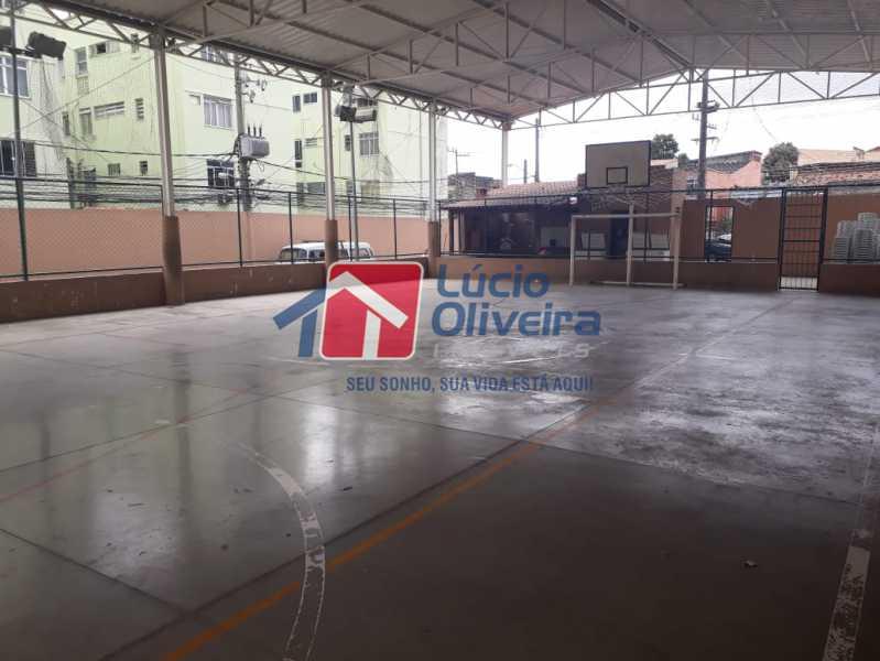 23- Quadra Esport. - Apartamento À Venda - Irajá - Rio de Janeiro - RJ - VPAP21154 - 24
