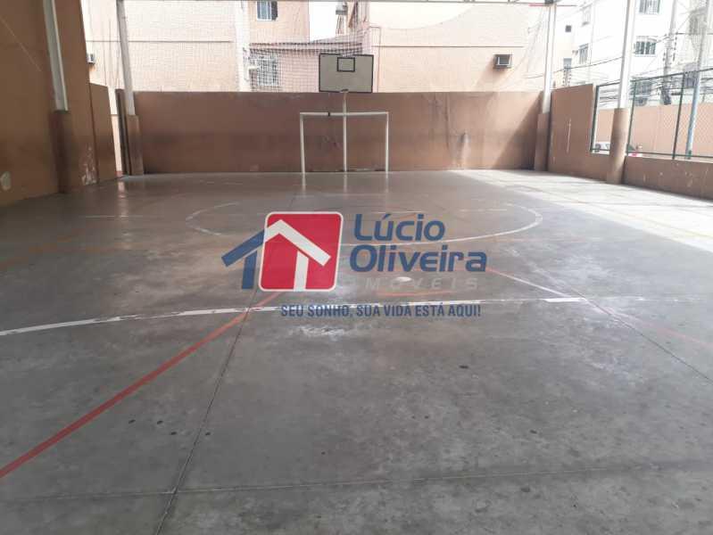 24 - Quadra - Apartamento À Venda - Irajá - Rio de Janeiro - RJ - VPAP21154 - 25