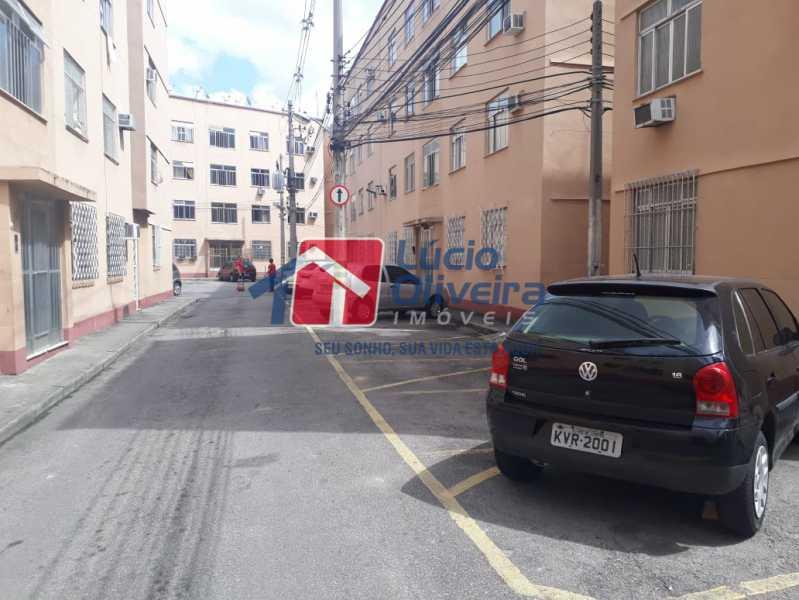 26 - Garagem - Apartamento À Venda - Irajá - Rio de Janeiro - RJ - VPAP21154 - 27