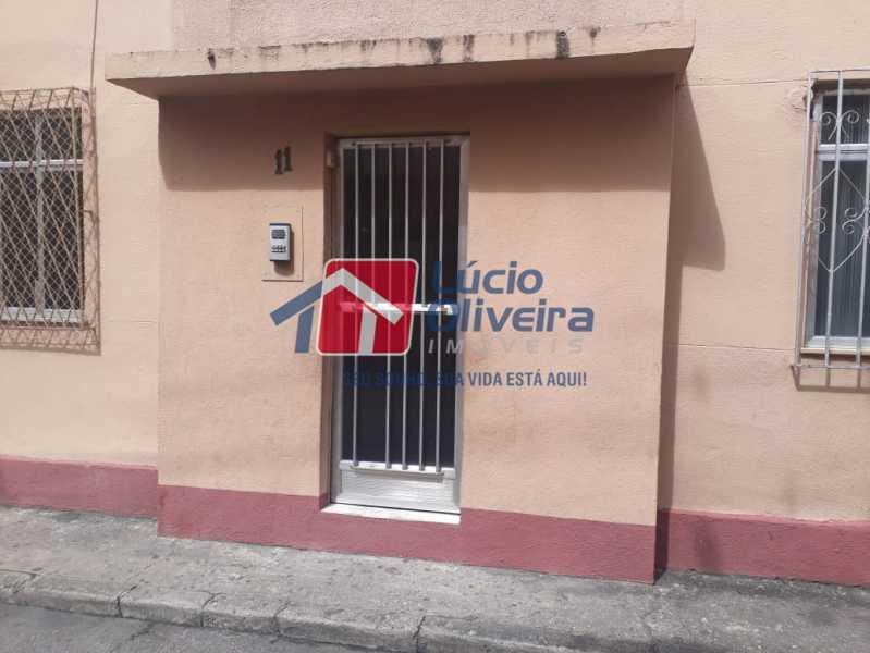 27- Portaria Bloco - Apartamento À Venda - Irajá - Rio de Janeiro - RJ - VPAP21154 - 28