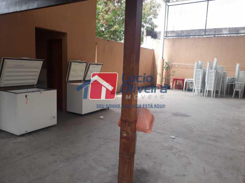 28- Salão de Festa - Apartamento À Venda - Irajá - Rio de Janeiro - RJ - VPAP21154 - 29