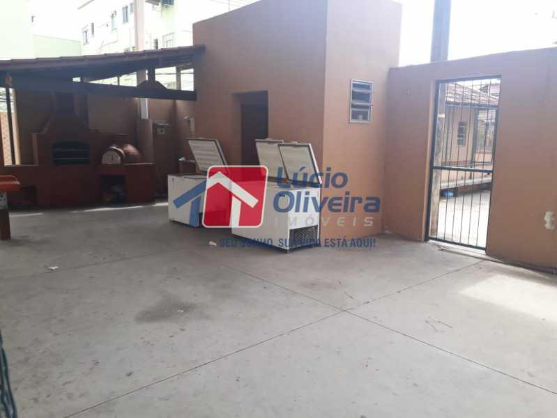30- Salão de Festa - Apartamento À Venda - Irajá - Rio de Janeiro - RJ - VPAP21154 - 31