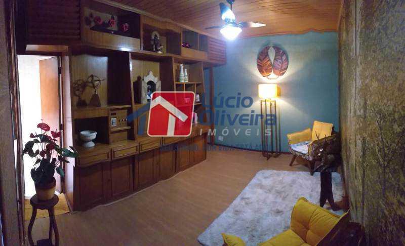 1-Sala - Apartamento À Venda - Vista Alegre - Rio de Janeiro - RJ - VPAP21156 - 1
