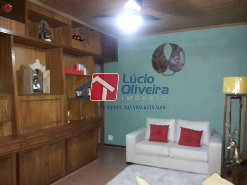 4-Sala.. - Apartamento À Venda - Vista Alegre - Rio de Janeiro - RJ - VPAP21156 - 5