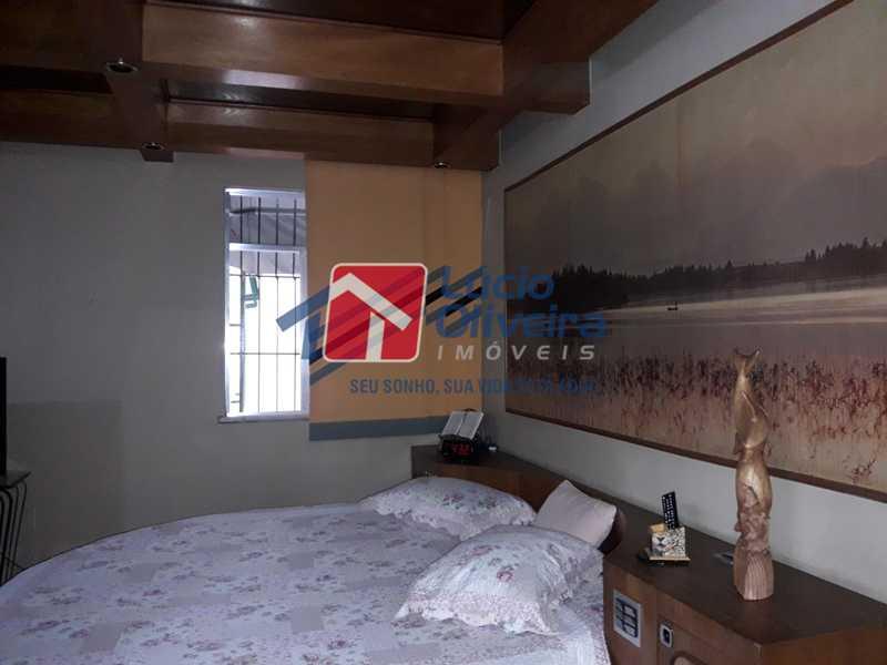 7-Quarto - Apartamento À Venda - Vista Alegre - Rio de Janeiro - RJ - VPAP21156 - 7