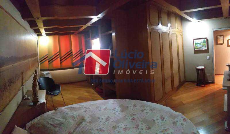 8-Quarto Casal - Apartamento À Venda - Vista Alegre - Rio de Janeiro - RJ - VPAP21156 - 8