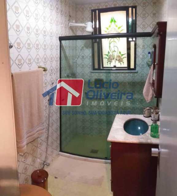 11-Banheiro Social - Apartamento À Venda - Vista Alegre - Rio de Janeiro - RJ - VPAP21156 - 11