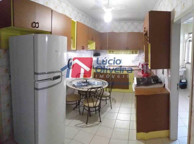 12-Cozinha - Apartamento À Venda - Vista Alegre - Rio de Janeiro - RJ - VPAP21156 - 12