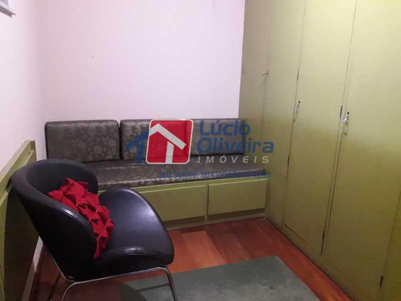15-Dependencia empregada - Apartamento À Venda - Vista Alegre - Rio de Janeiro - RJ - VPAP21156 - 15