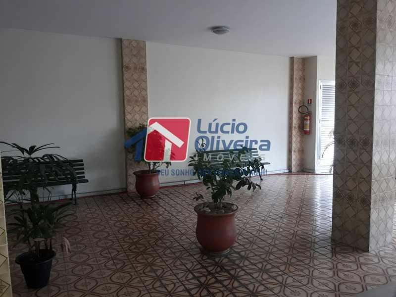 21-Play ground - Apartamento À Venda - Vista Alegre - Rio de Janeiro - RJ - VPAP21156 - 21
