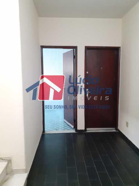 1O ENTRADA APTO - Apartamento À Venda - Vila da Penha - Rio de Janeiro - RJ - VPAP21157 - 3