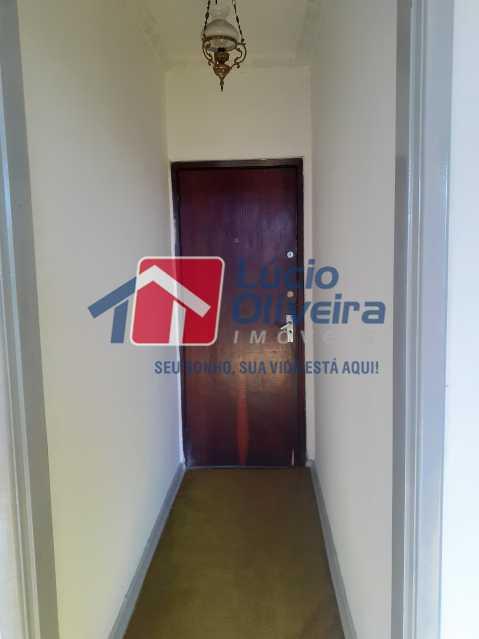 2 HALL DE ENTRADA - Apartamento À Venda - Vila da Penha - Rio de Janeiro - RJ - VPAP21157 - 4