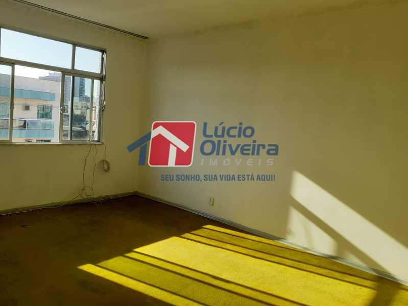 2 SALA - Apartamento À Venda - Vila da Penha - Rio de Janeiro - RJ - VPAP21157 - 5