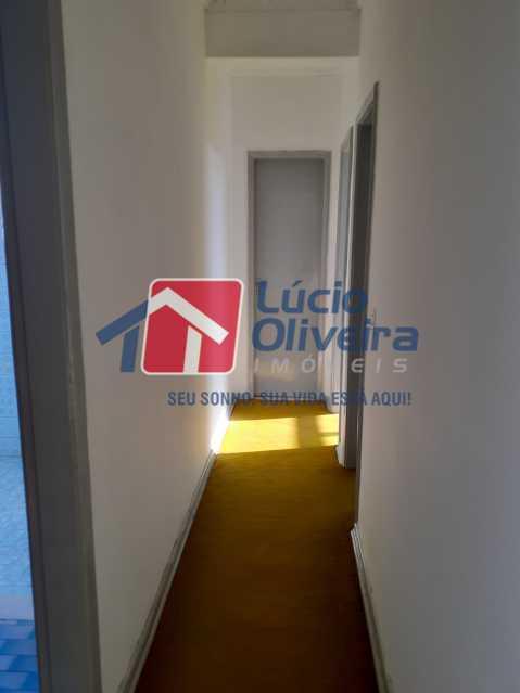 3  CIRCULAÇÃO - Apartamento À Venda - Vila da Penha - Rio de Janeiro - RJ - VPAP21157 - 6