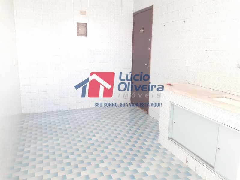 5 COZINHA 2 - Apartamento À Venda - Vila da Penha - Rio de Janeiro - RJ - VPAP21157 - 12