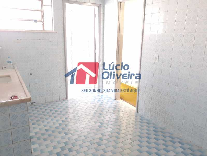 5 COZINHA 3 - Apartamento À Venda - Vila da Penha - Rio de Janeiro - RJ - VPAP21157 - 13