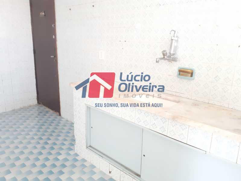 5 COZINHA - Apartamento À Venda - Vila da Penha - Rio de Janeiro - RJ - VPAP21157 - 14