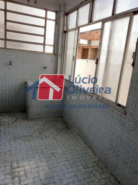7 AREA DEE SERVIÇO - Apartamento À Venda - Vila da Penha - Rio de Janeiro - RJ - VPAP21157 - 17