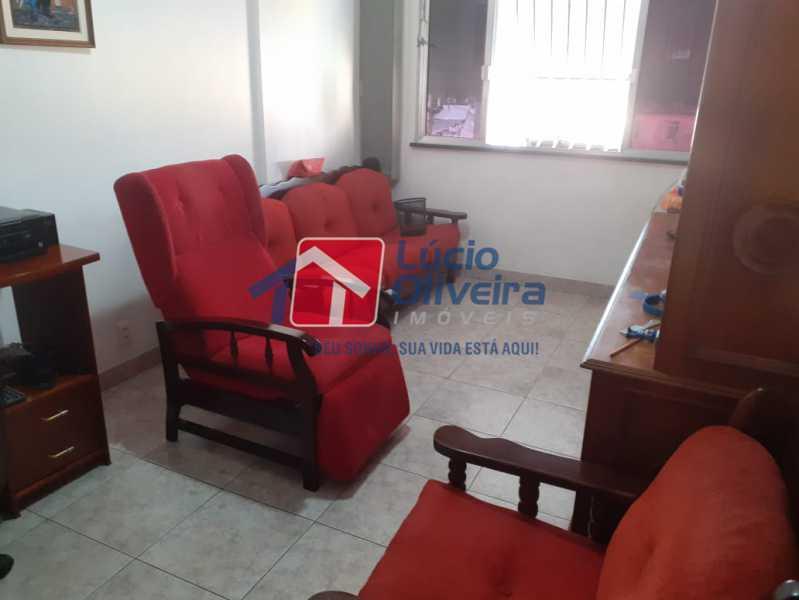 1 sala. - Apartamento À Venda - Vista Alegre - Rio de Janeiro - RJ - VPAP21159 - 1