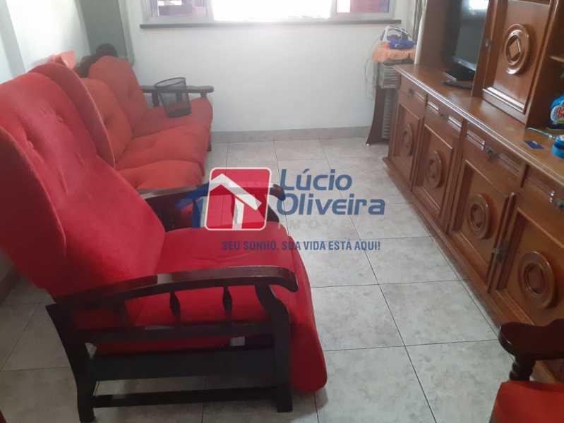 2 sala. - Apartamento À Venda - Vista Alegre - Rio de Janeiro - RJ - VPAP21159 - 3