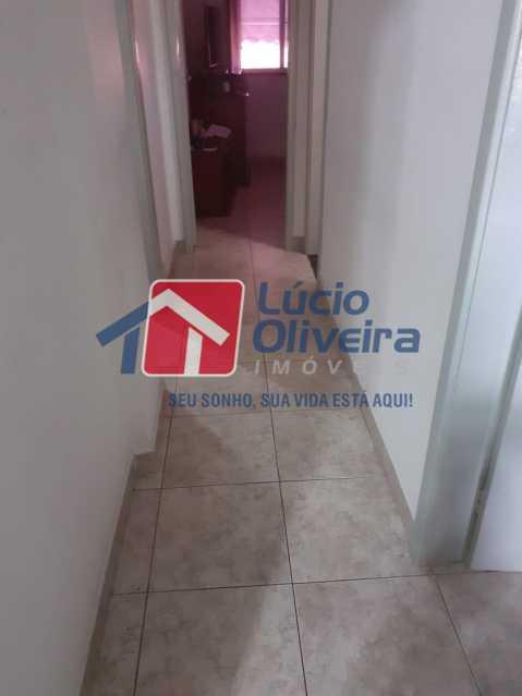 3 circulação. - Apartamento À Venda - Vista Alegre - Rio de Janeiro - RJ - VPAP21159 - 4