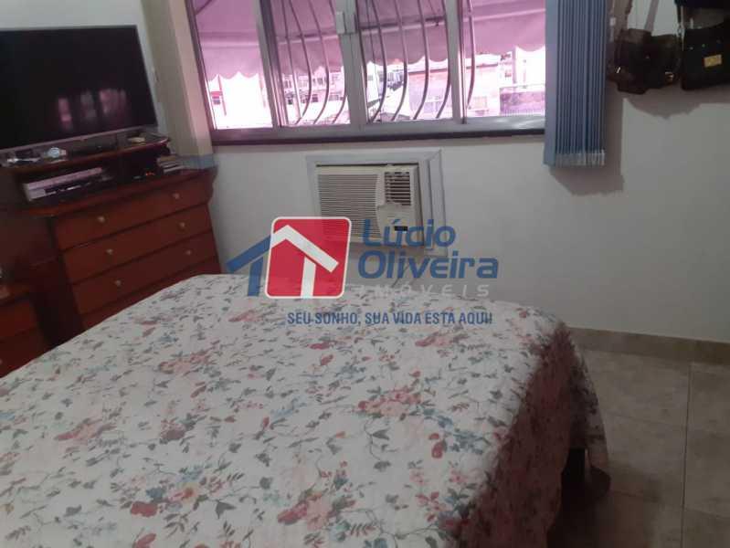 4 quarto. - Apartamento À Venda - Vista Alegre - Rio de Janeiro - RJ - VPAP21159 - 5