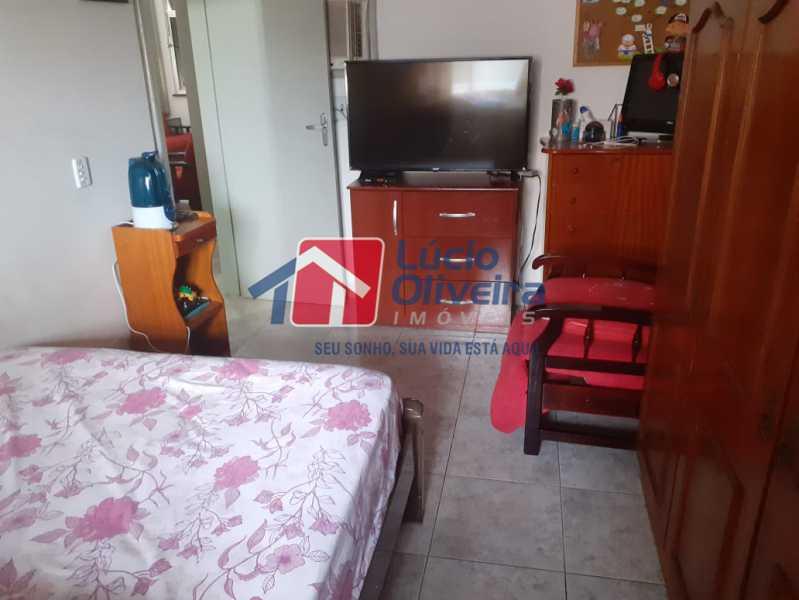 5 quarto. - Apartamento À Venda - Vista Alegre - Rio de Janeiro - RJ - VPAP21159 - 6