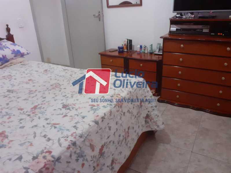 6 quarto. - Apartamento À Venda - Vista Alegre - Rio de Janeiro - RJ - VPAP21159 - 7