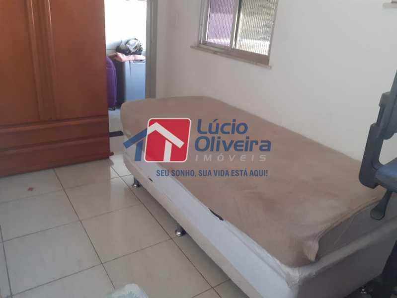 7 quarto. - Apartamento À Venda - Vista Alegre - Rio de Janeiro - RJ - VPAP21159 - 8