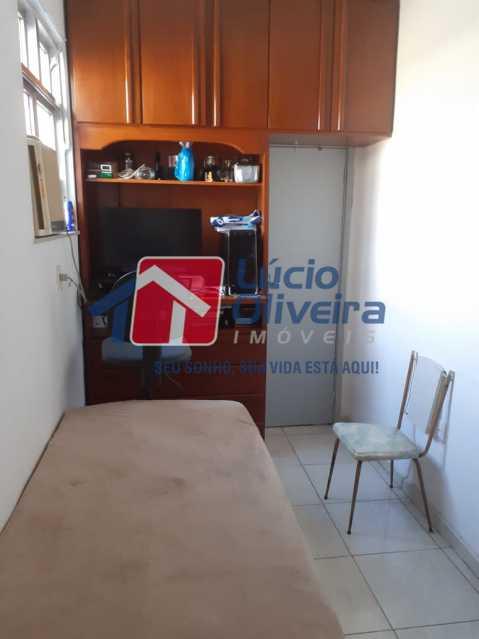 8 quarto. - Apartamento À Venda - Vista Alegre - Rio de Janeiro - RJ - VPAP21159 - 9