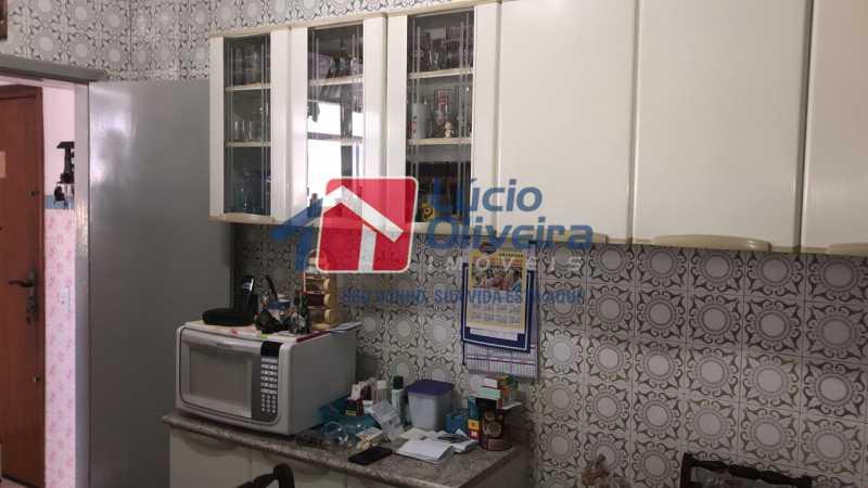 9 cozinha. - Apartamento À Venda - Vista Alegre - Rio de Janeiro - RJ - VPAP21159 - 10