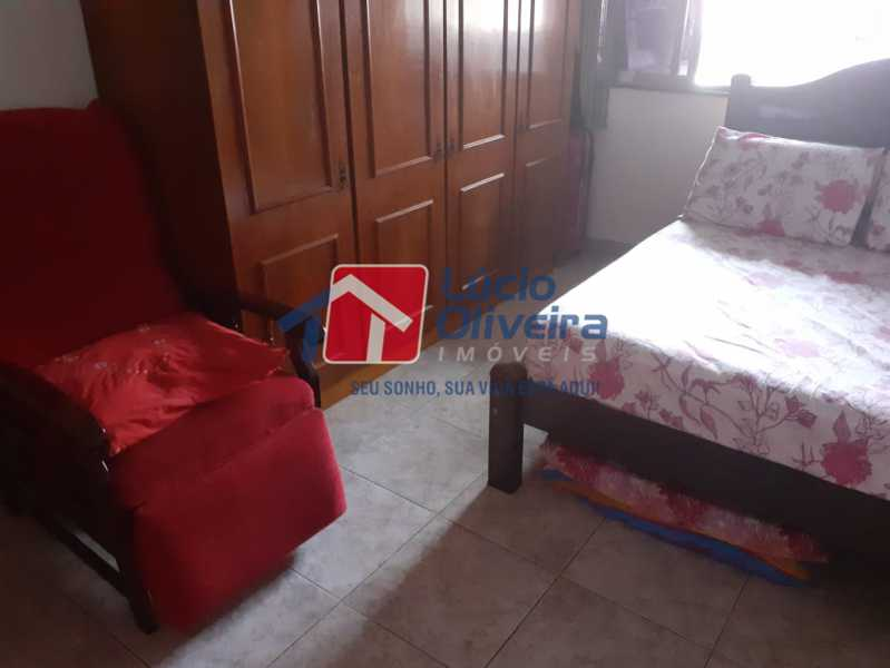 9 quarto. - Apartamento À Venda - Vista Alegre - Rio de Janeiro - RJ - VPAP21159 - 11