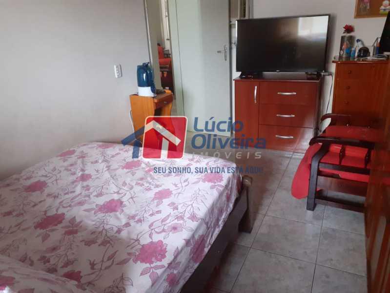 10 quarto. - Apartamento À Venda - Vista Alegre - Rio de Janeiro - RJ - VPAP21159 - 12