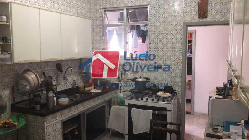 11 cozinha. - Apartamento À Venda - Vista Alegre - Rio de Janeiro - RJ - VPAP21159 - 13