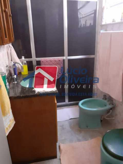 14 banheiro. - Apartamento À Venda - Vista Alegre - Rio de Janeiro - RJ - VPAP21159 - 16