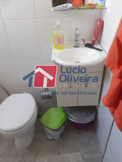 15 banheiro dependencia empreg - Apartamento À Venda - Vista Alegre - Rio de Janeiro - RJ - VPAP21159 - 17