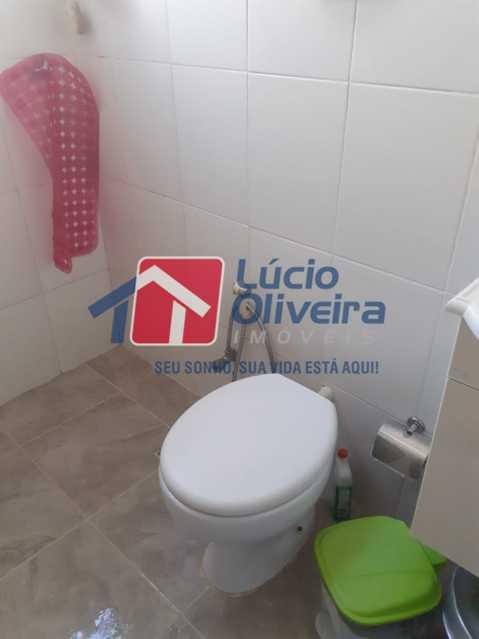 16 banheiro dependencia empreg - Apartamento À Venda - Vista Alegre - Rio de Janeiro - RJ - VPAP21159 - 18