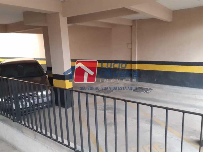 17 garagem. - Apartamento À Venda - Vista Alegre - Rio de Janeiro - RJ - VPAP21159 - 19