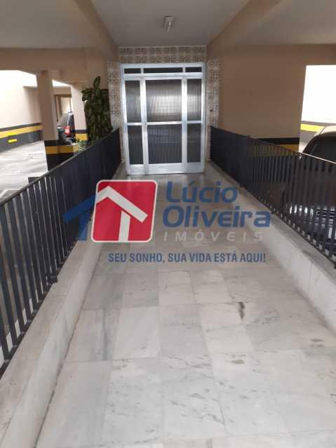 18 entrada. - Apartamento À Venda - Vista Alegre - Rio de Janeiro - RJ - VPAP21159 - 20