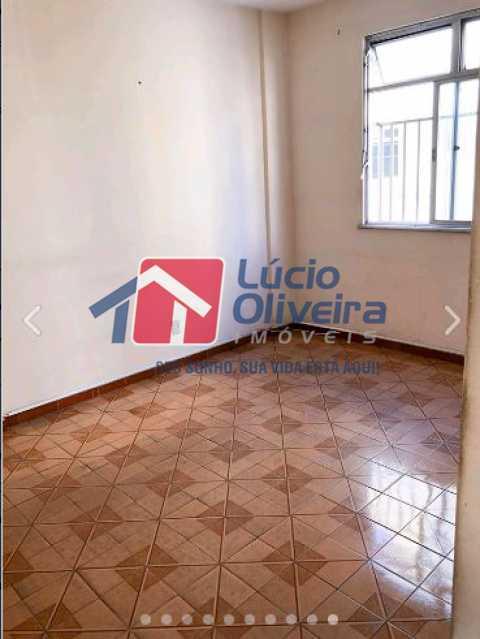 01 Sala - Apartamento à venda Avenida Dom Hélder Câmara,Quintino Bocaiúva, Rio de Janeiro - R$ 185.000 - VPAP21163 - 1