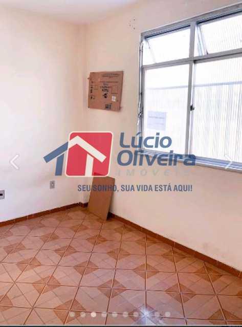 02 - Sala - Apartamento à venda Avenida Dom Hélder Câmara,Quintino Bocaiúva, Rio de Janeiro - R$ 185.000 - VPAP21163 - 3