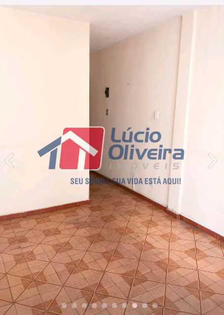 03 sala - Apartamento à venda Avenida Dom Hélder Câmara,Quintino Bocaiúva, Rio de Janeiro - R$ 185.000 - VPAP21163 - 4