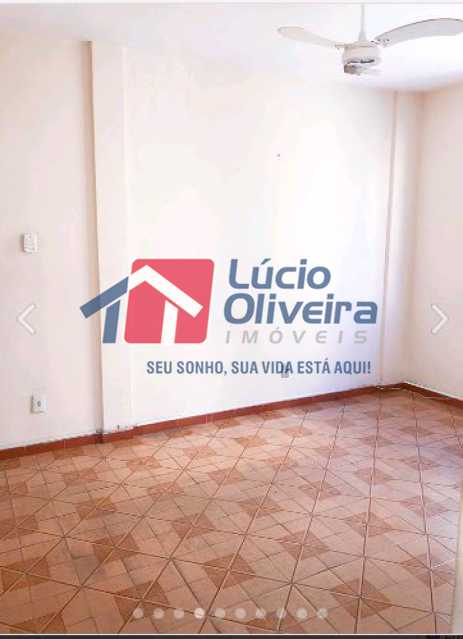 04 sala - Apartamento à venda Avenida Dom Hélder Câmara,Quintino Bocaiúva, Rio de Janeiro - R$ 185.000 - VPAP21163 - 5