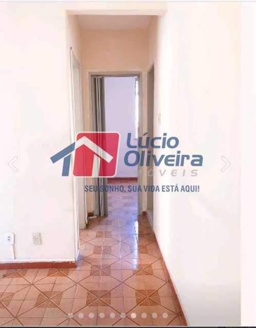 05 sala - Apartamento à venda Avenida Dom Hélder Câmara,Quintino Bocaiúva, Rio de Janeiro - R$ 185.000 - VPAP21163 - 6