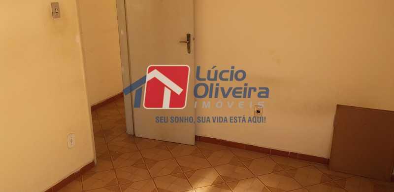 08 Quarto Casal - Apartamento à venda Avenida Dom Hélder Câmara,Quintino Bocaiúva, Rio de Janeiro - R$ 185.000 - VPAP21163 - 9