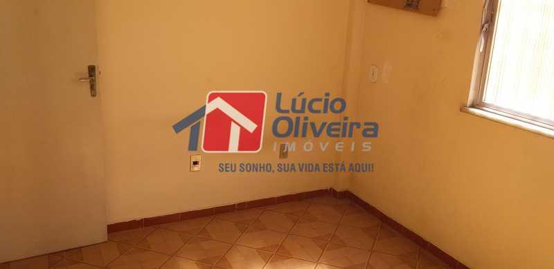 09 Quarto Casal - Apartamento à venda Avenida Dom Hélder Câmara,Quintino Bocaiúva, Rio de Janeiro - R$ 185.000 - VPAP21163 - 10