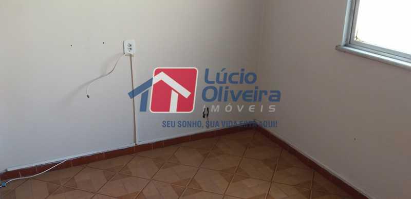 11 Quarto Ssolteiro - Apartamento à venda Avenida Dom Hélder Câmara,Quintino Bocaiúva, Rio de Janeiro - R$ 185.000 - VPAP21163 - 12