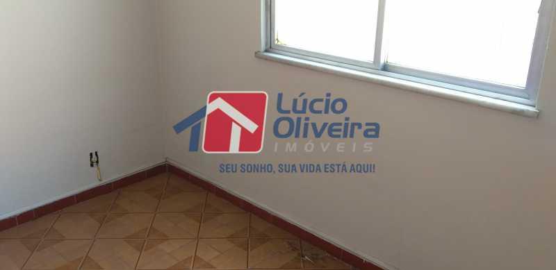 12 Quarto Solteiro - Apartamento à venda Avenida Dom Hélder Câmara,Quintino Bocaiúva, Rio de Janeiro - R$ 185.000 - VPAP21163 - 13