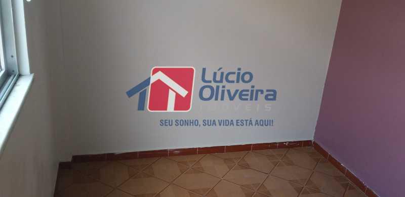13 Quarto Solteiro - Apartamento à venda Avenida Dom Hélder Câmara,Quintino Bocaiúva, Rio de Janeiro - R$ 185.000 - VPAP21163 - 14